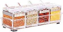 XHF Spice Jars,Spice Jar, Spice Jar, Spice Jar for