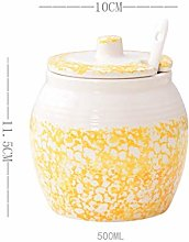 XHF Spice Jars,Spice Jar, Tissue and Kitchen Spice