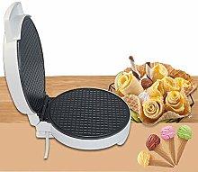 XHLLX Ice Cream Cone Maker, Waffle Cone Maker,