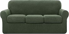 XHNXHN Universal Sofa Cover with 2 Separate