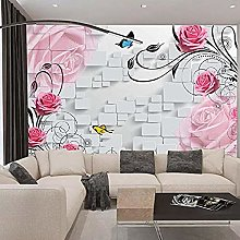 XHXI 3D Living Room TV Background Wall 3D