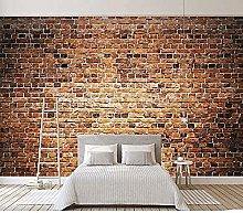 XHXI 3D Photo Wallpaper for Bedroom Walls Retro