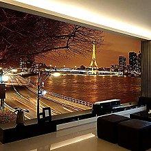 XHXI 3D Photo Wallpaper Walls European City