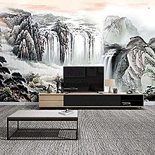 XHXI 3D Wallpaper Mural Customized Chinese Style