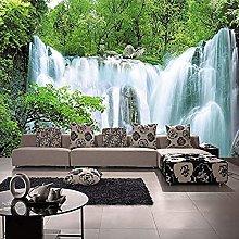 XHXI Mural 3D Photo Wallpaper Waterfall Murals