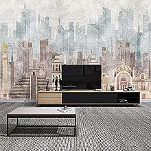 XHXI Nordic TV Background Wall Style Decoration