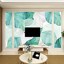 XHXI Nordic TV Sofa Background Wall Living Room