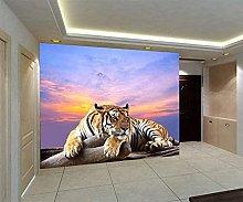 XHXI Tiger Live Wildlife 3D Full Wll Wll Murl Lrge