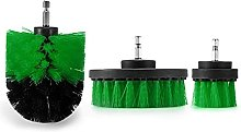 Xianggujie Electric Scrubber Brush Kit Plastic