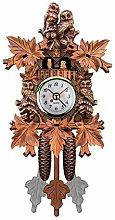 Xianshiyan Cuckoo Wall Clock Nordic Style Creative