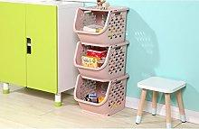 XIANWEI Storage Box Kitchen Rack Storage Basket