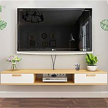 XIANWEI Tv Stand Wall Media Console Tv Cabinet