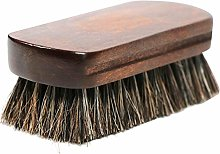 XIAOBAOBEI Leather Textile Cleaning Brush Horse