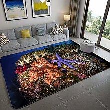 XIAOBAOZI ZS Carpet Rug,Modern 3D Printed