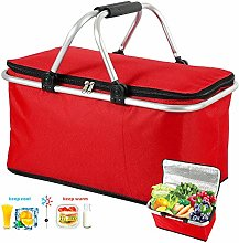 Xiaobei 32L Folding Picnic Camping Lunch Bags