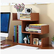 XiaoDong1 Bookcase Table Small Bookshelf Kids Desk
