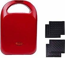 XiaoDong1 Egg Waffle Maker, Sandwich Toaster,