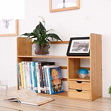 XiaoDong1 Simple Desk Shelf with Drawer Creative