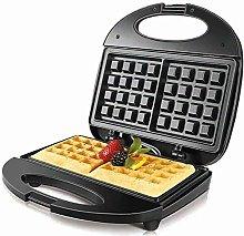 XiaoDong1 Waffle Irons Waffle Maker, Home 2 Slice