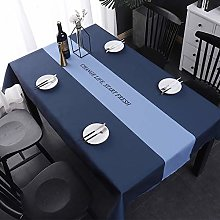 XIAOE Simple Nordic Style Rectangular Table Cloths