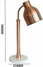 XIAOFEI Tabletop Food Heat Lamp Stainless Steel