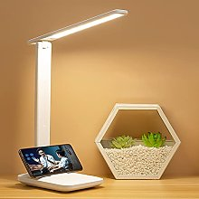 Xiaojie LED desk lamp foldable dimming touch desk