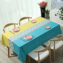 Xiaojie Tablecloth waterproof, oil-free