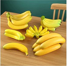 xiaokeai Artificial Lifelike Banana Fake Fruit Toy