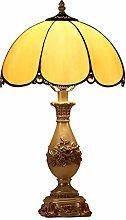 xiaokeai Bedside Lamp American Table Lamp Bedroom