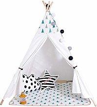 XIAOLULU Tent Children Teepee Tent for Children