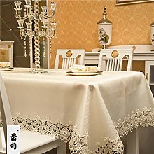 xiaopang Table Cloth Linen & Cotton Tablecloths