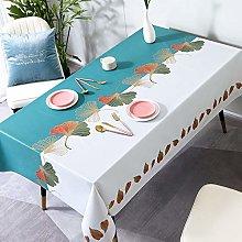 xiaopang Wondder Cotton Linen Table Cloth Tassel