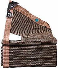 xiaoshuidi123 Sunblock Shade Cloth Brown shade net