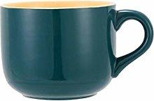 xiaosu Nordic ceramic cup, egg yolk coffee cup