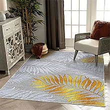 Xiaosua Bed Carpets For Bedroom Yellow Salon