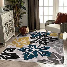 Xiaosua Carpets For Bedrooms Blue Living room