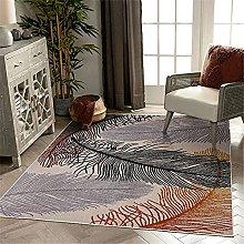Xiaosua Carpets For Home Gray Living room carpet