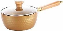 XIAOWEI Butter warmer Milk pot Milk warmer pan Pan