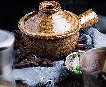 XIAOWEI Mini ceramic soup bowls with handles