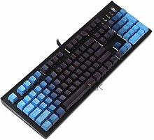 xiaoxioaguo 104 dyed PBT illuminated key set