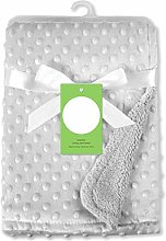xiaoxioaguo Baby blanket wrapped newborn diapers