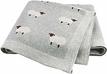 xiaoxioaguo Blanket knitting stroller bedding