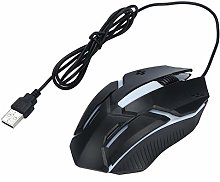 xiaoxioaguo Gaming mouse 1200 DPI USB wired