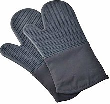 xiaoxioaguo Household oven gloves, microwave oven