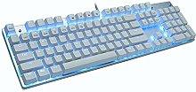 xiaoxioaguo Mechanical keyboard anti-ghosting USB