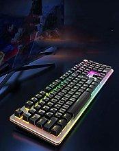 xiaoxioaguo Mechanical keyboard game office