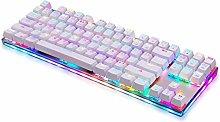 xiaoxioaguo Wired mechanical keyboard 87-key RGB