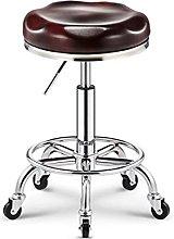 XIAOYAN Bar Stool Bar stools Beauty Stool Vintage
