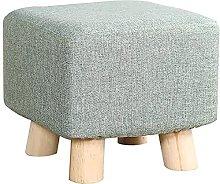 XIAOZHEN Footstool Footstool Folding Footstool