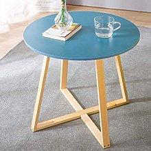 Xiesheng Coffee Table Chair End Tables, Retro MDF